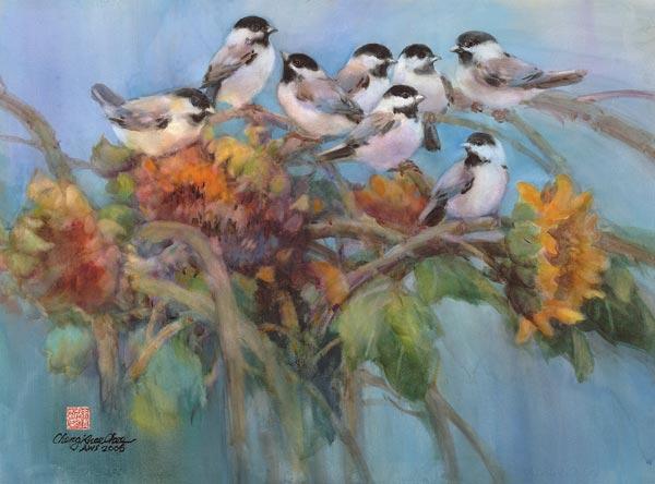 Les animaux peints à l'AQUARELLE - Page 15 Painti18
