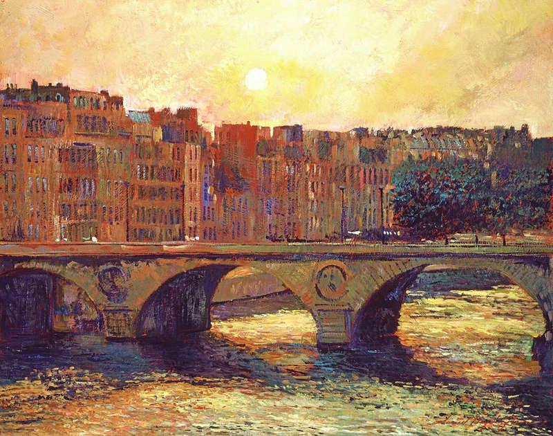D'une rive à l'autre ... - Page 3 Paris-10