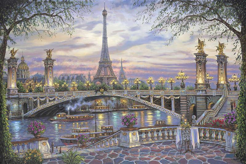 D'une rive à l'autre ... - Page 2 Parism10