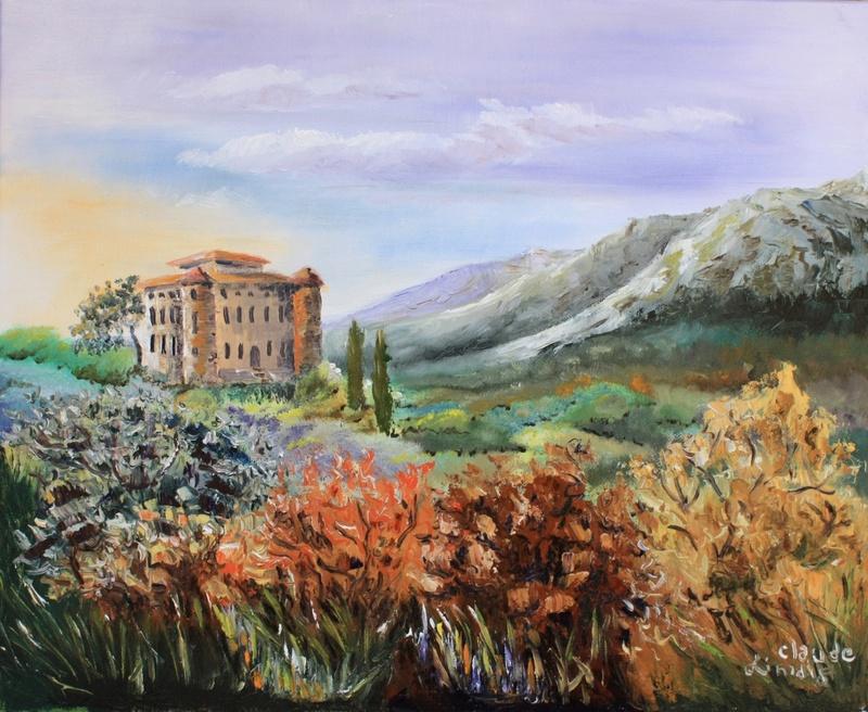 Tous les paysages en peinture. - Page 13 Peintu15