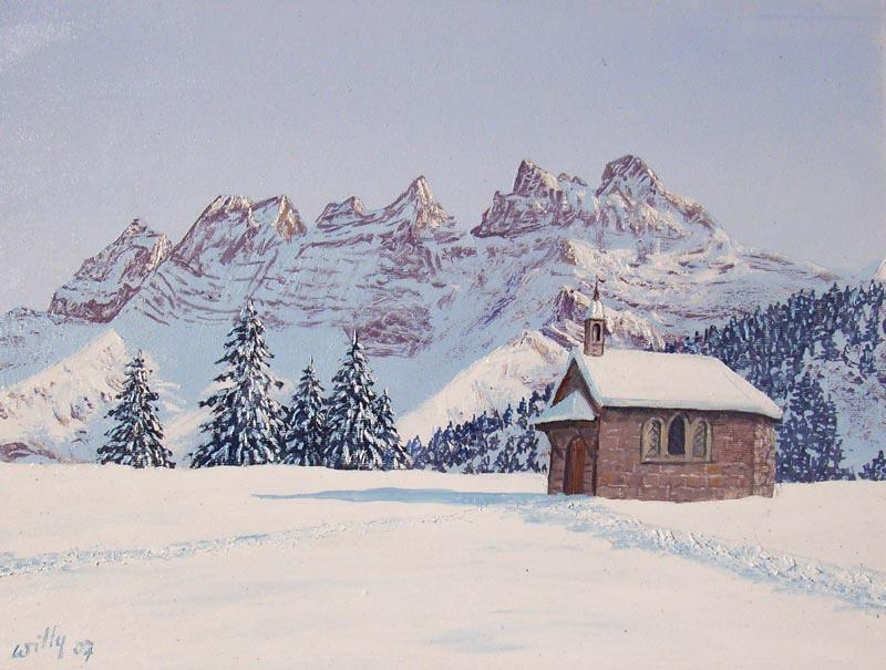 Tous les paysages en peinture. - Page 14 Peintu16