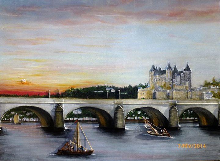 D'une rive à l'autre ... Peintu19