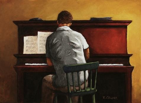 """"""" La Musique adoucit les moeurs """" ( Aristote ) - Page 14 Playin17"""