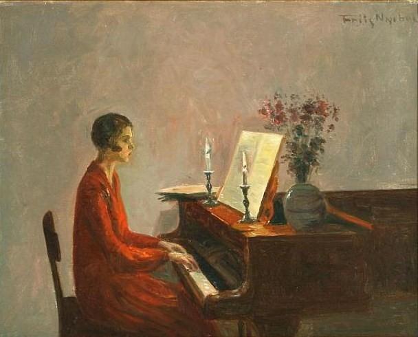 """"""" La Musique adoucit les moeurs """" ( Aristote ) - Page 16 Poul_f10"""