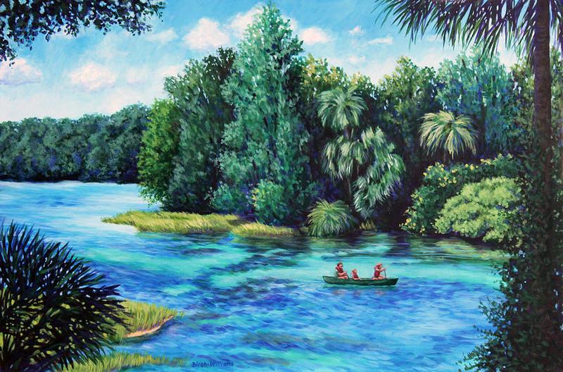 L'eau paisible des ruisseaux et petites rivières  - Page 22 Rainbo10