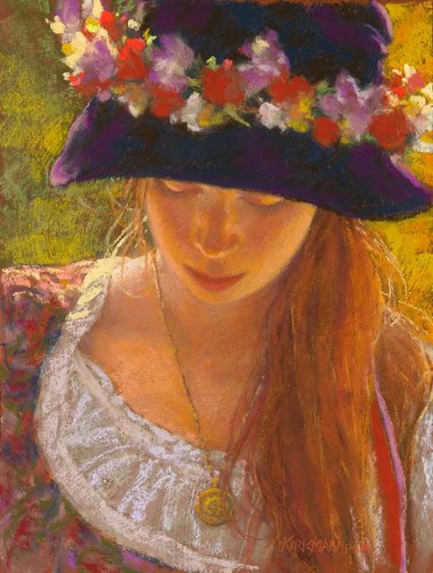 """Des élégantes  """"chapeautées"""" ... - Page 22 Rita_k10"""