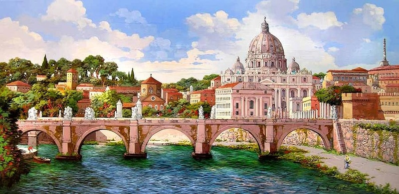 D'une rive à l'autre ... - Page 2 Roma-i10