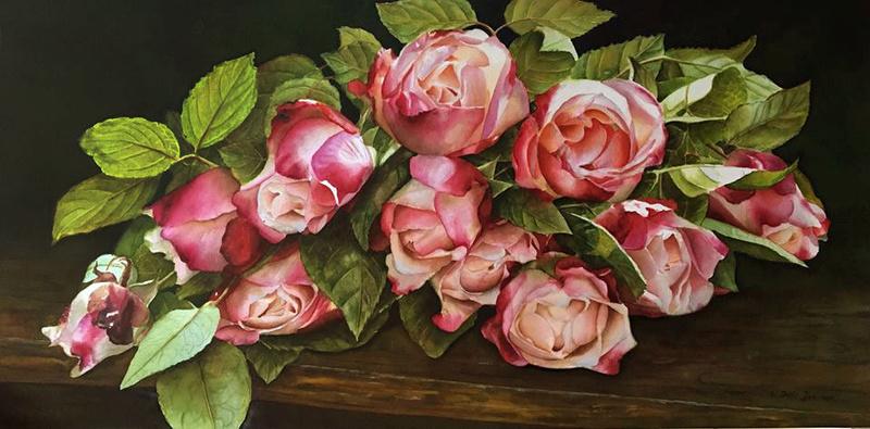 Le doux parfum des roses - Page 18 Roses-11