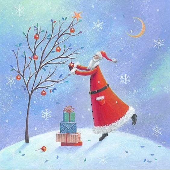 La Magie de Noël ... Sarah_10