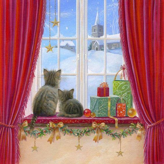 La Magie de Noël ... Sarah_12