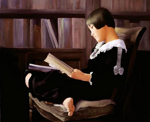 La lecture, une porte ouverte sur un monde enchanté (F.Mauriac) - Page 20 Shi_yu10
