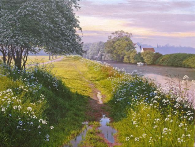 Tous les paysages en peinture. - Page 16 Spring11
