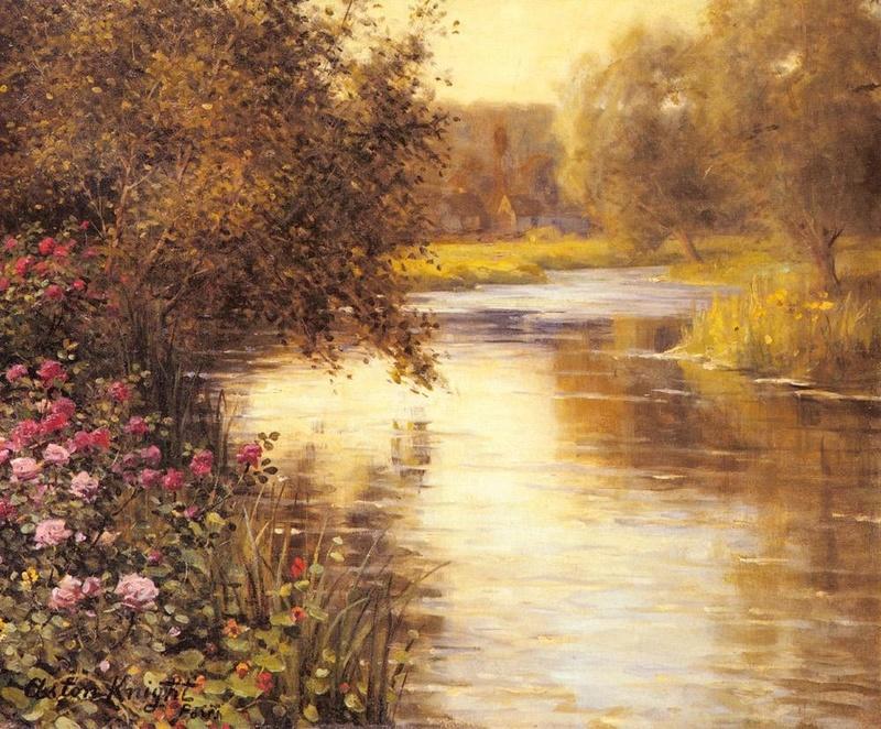 L'eau paisible des ruisseaux et petites rivières  - Page 23 Spring14