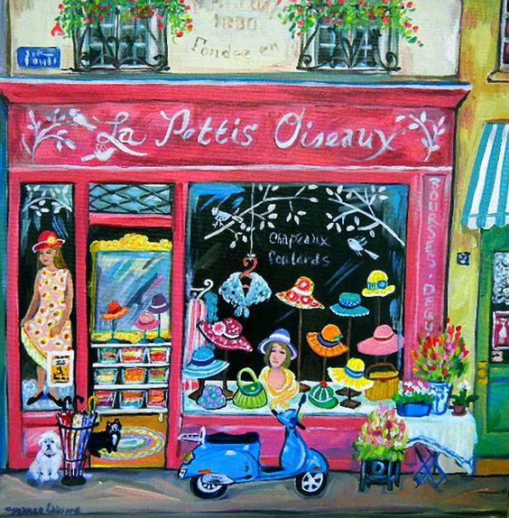 """Des petites """"boutiques"""" ... - Page 3 Suzann10"""