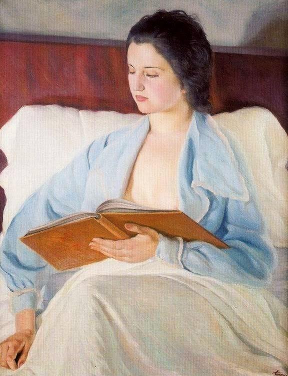 La lecture, une porte ouverte sur un monde enchanté (F.Mauriac) - Page 19 Tumblr25