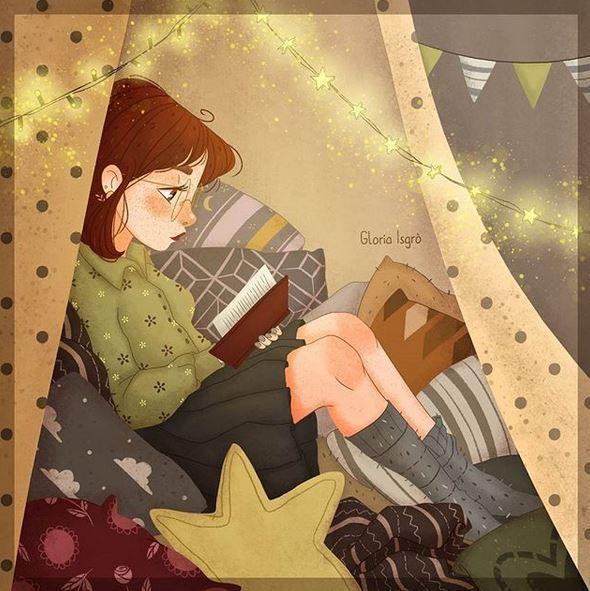 La lecture, une porte ouverte sur un monde enchanté (F.Mauriac) - Page 20 Tumblr35