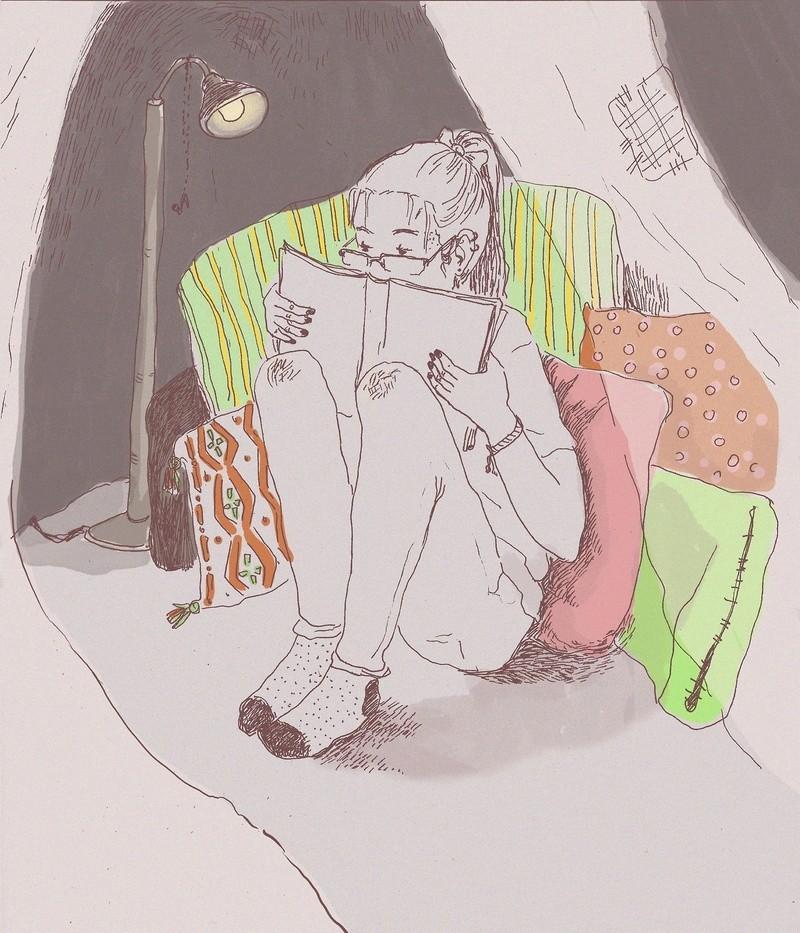 La lecture, une porte ouverte sur un monde enchanté (F.Mauriac) - Page 20 Tumblr36