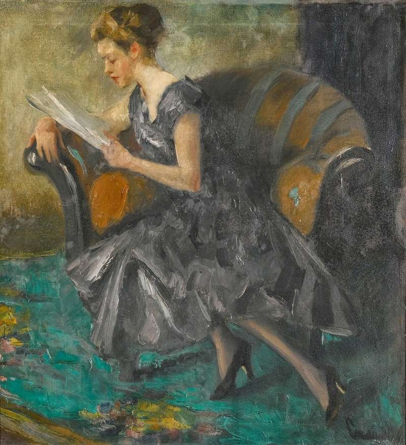 La lecture, une porte ouverte sur un monde enchanté (F.Mauriac) - Page 20 Tumblr44