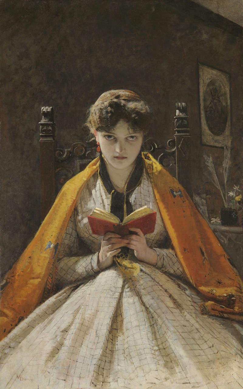 La lecture, une porte ouverte sur un monde enchanté (F.Mauriac) - Page 20 Tumblr45