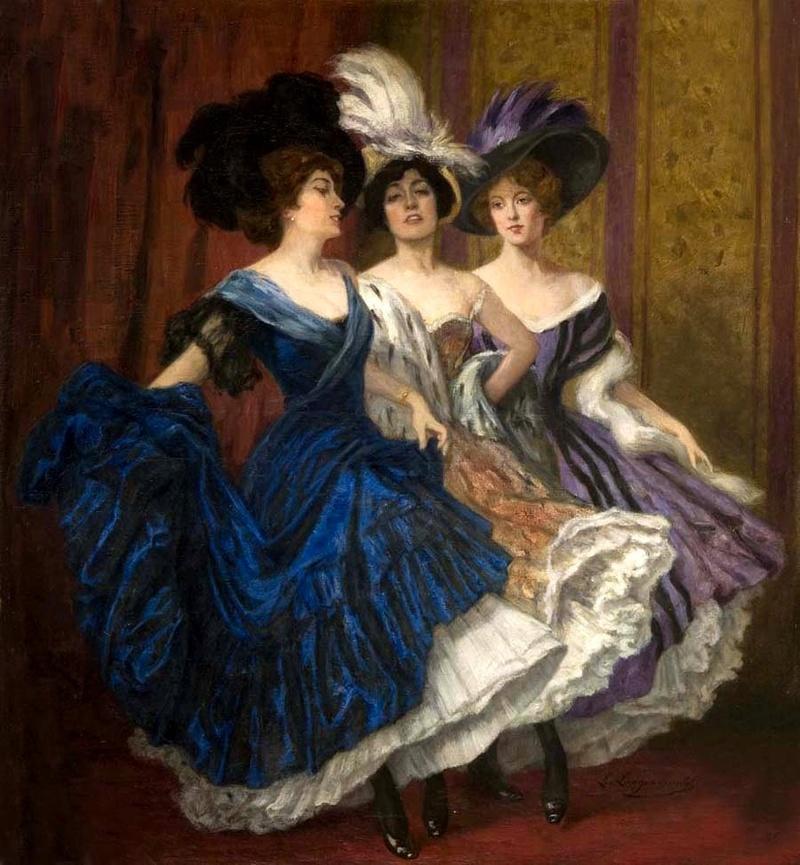 """Des élégantes  """"chapeautées"""" ... - Page 24 Tumblr51"""