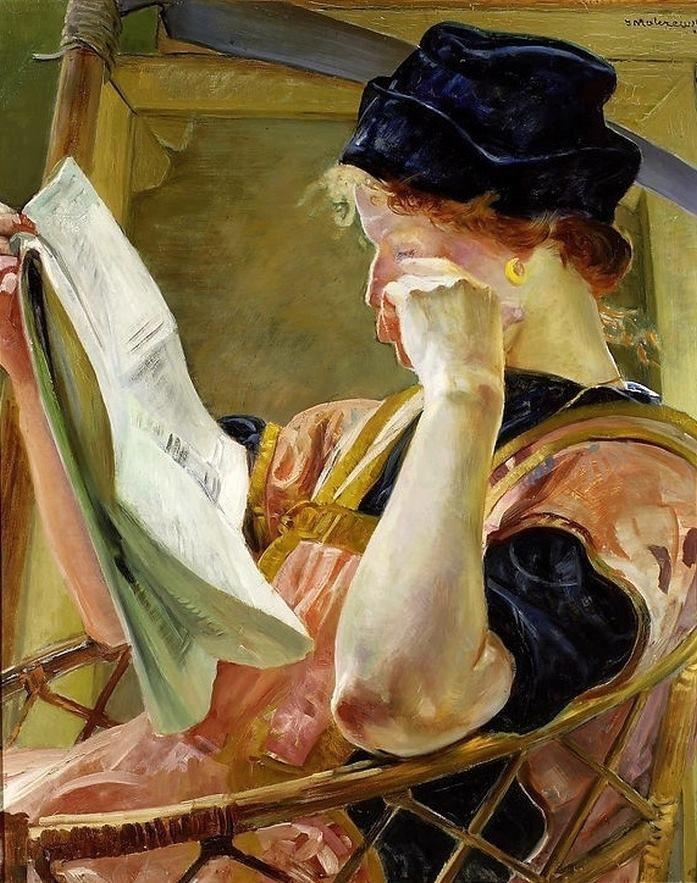 La lecture, une porte ouverte sur un monde enchanté (F.Mauriac) - Page 20 Tumblr55