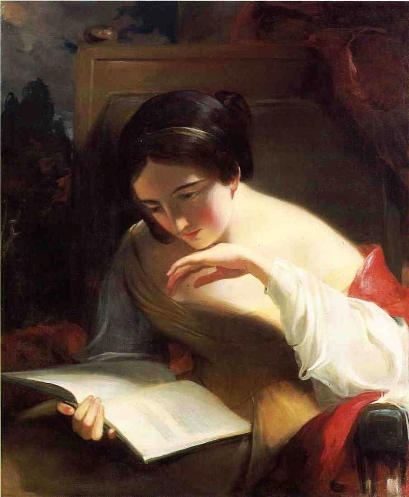 La lecture, une porte ouverte sur un monde enchanté (F.Mauriac) - Page 21 Tumblr62