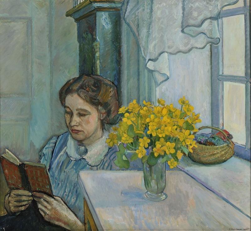 La lecture, une porte ouverte sur un monde enchanté (F.Mauriac) - Page 21 Tumblr63