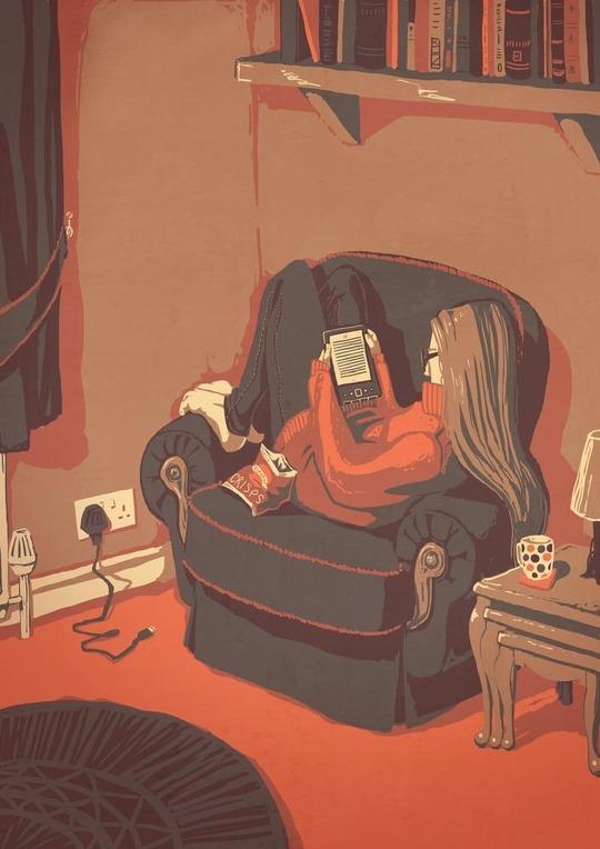 La lecture, une porte ouverte sur un monde enchanté (F.Mauriac) - Page 21 Tumblr66
