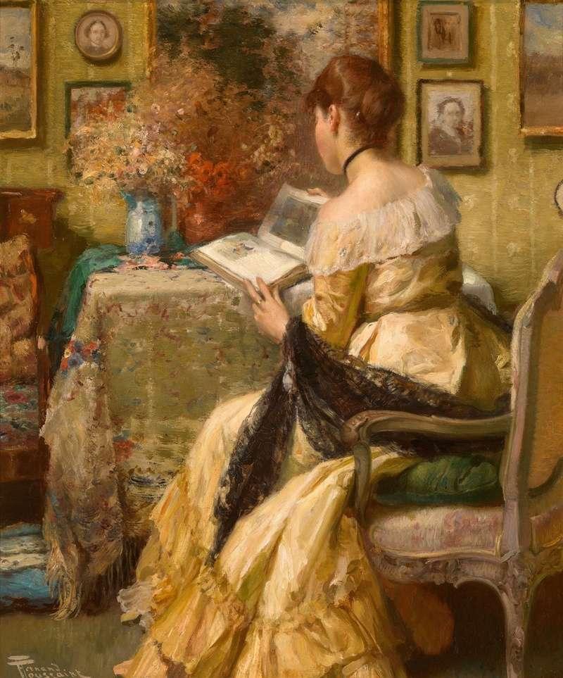 La lecture, une porte ouverte sur un monde enchanté (F.Mauriac) - Page 21 Tumblr68