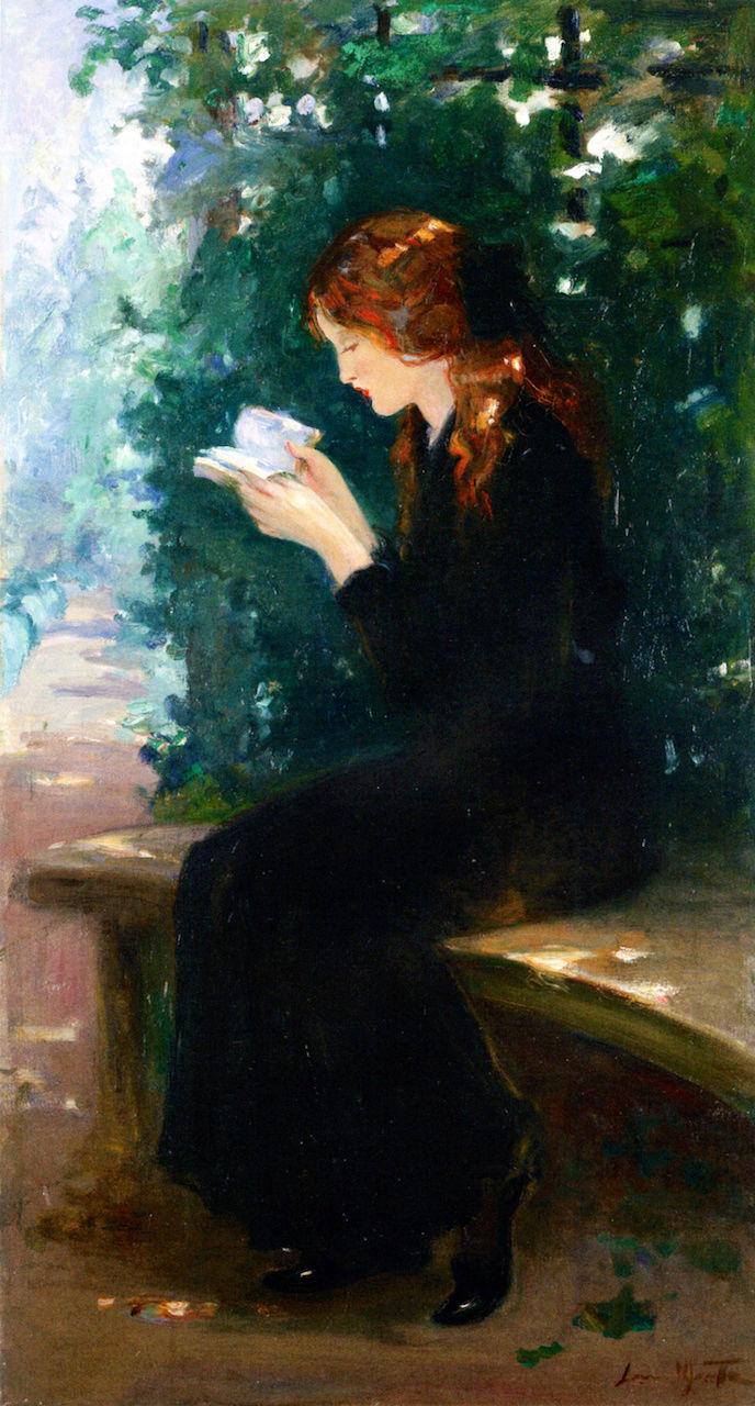 La lecture, une porte ouverte sur un monde enchanté (F.Mauriac) - Page 21 Tumblr72