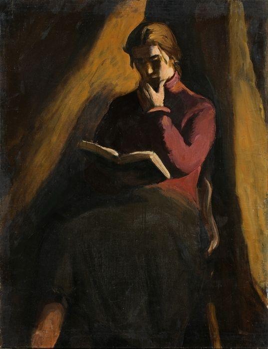 La lecture, une porte ouverte sur un monde enchanté (F.Mauriac) - Page 21 Tumblr74
