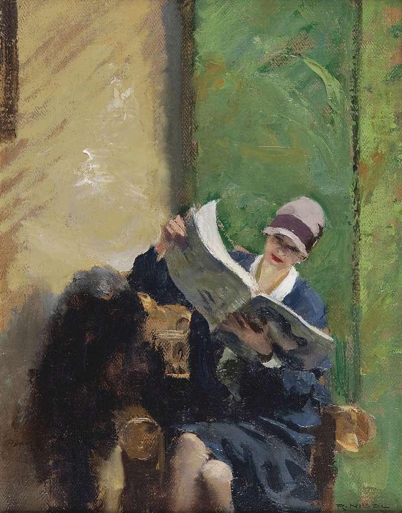 La lecture, une porte ouverte sur un monde enchanté (F.Mauriac) - Page 21 Tumblr83