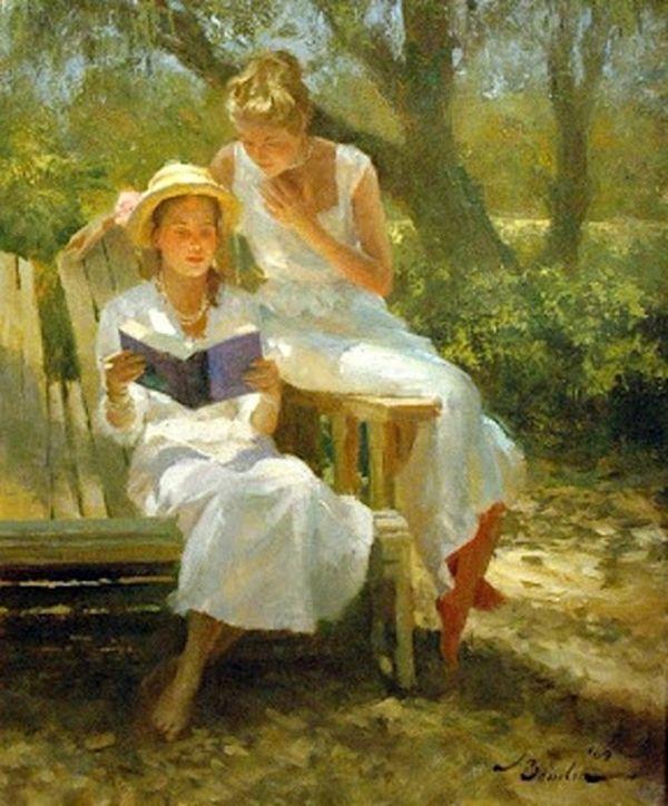 La lecture, une porte ouverte sur un monde enchanté (F.Mauriac) - Page 21 Tumblr84