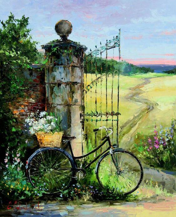 A bicyclette ... Velo_e11
