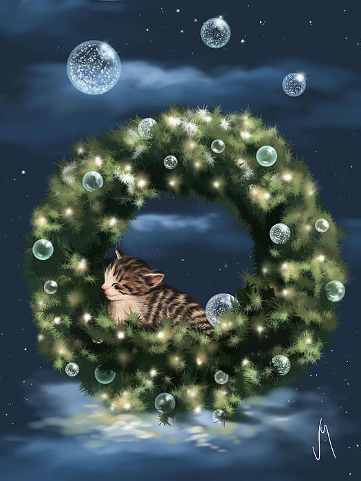 La Magie de Noël ... Veroni10
