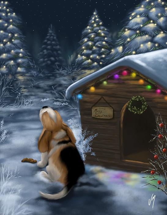 La Magie de Noël ... Veroni12