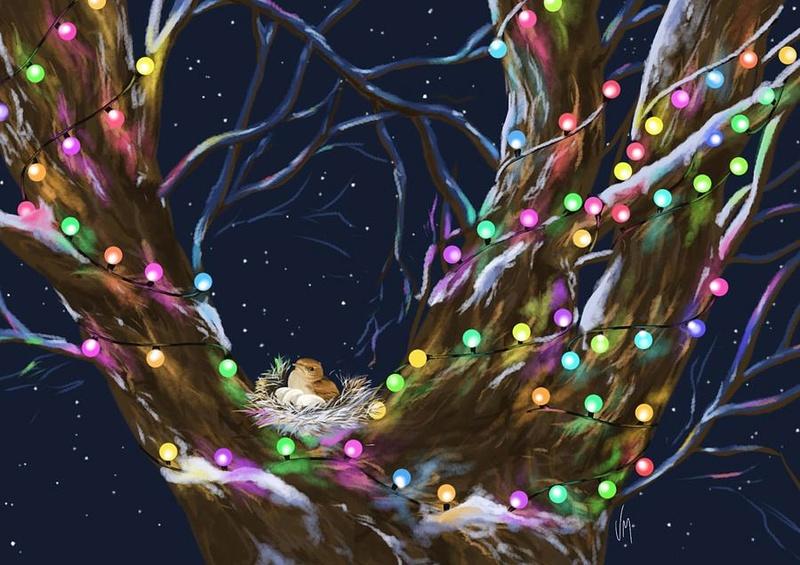 La Magie de Noël ... Veroni13