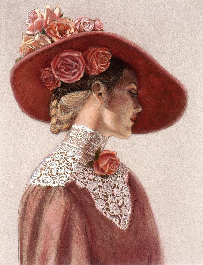 """Des élégantes  """"chapeautées"""" ... - Page 22 Victor18"""