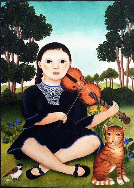 """"""" La Musique adoucit les moeurs """" ( Aristote ) - Page 16 Violon10"""