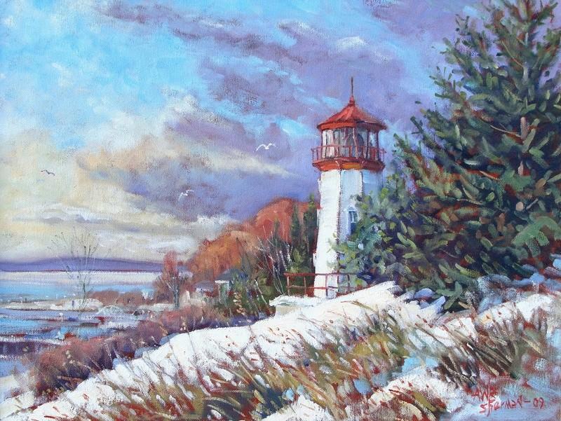Les phares veillent ... - Page 20 Winter18