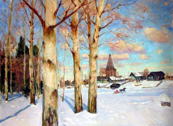 Tous les paysages en peinture. - Page 15 Winter32