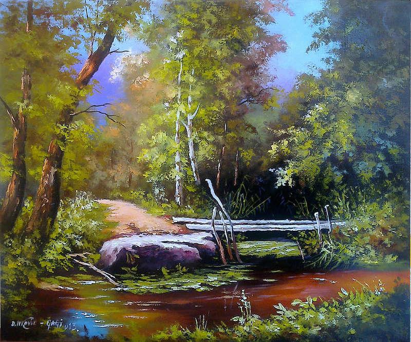 D'une rive à l'autre ... - Page 3 Wooden10