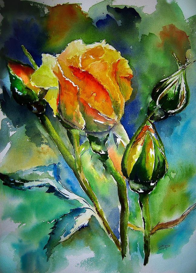 Le doux parfum des roses - Page 21 Yellow11