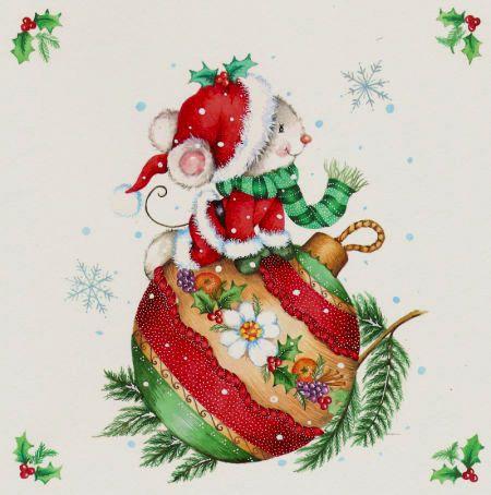 Bon Dimanche   -  Veille de  Noël  Zoe_co10