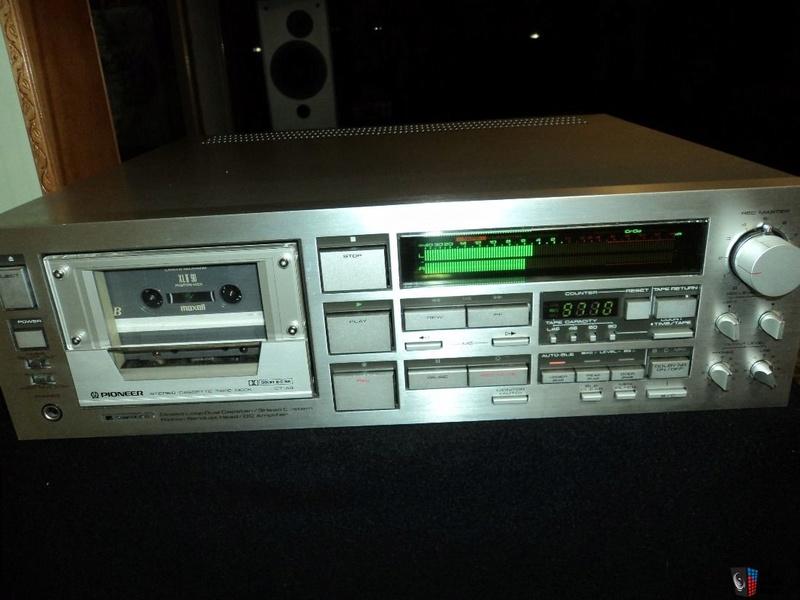 ¿Qué pletinas de cassette preferís, las de carga vertical o las de carga horizontal y por qué? 17505710
