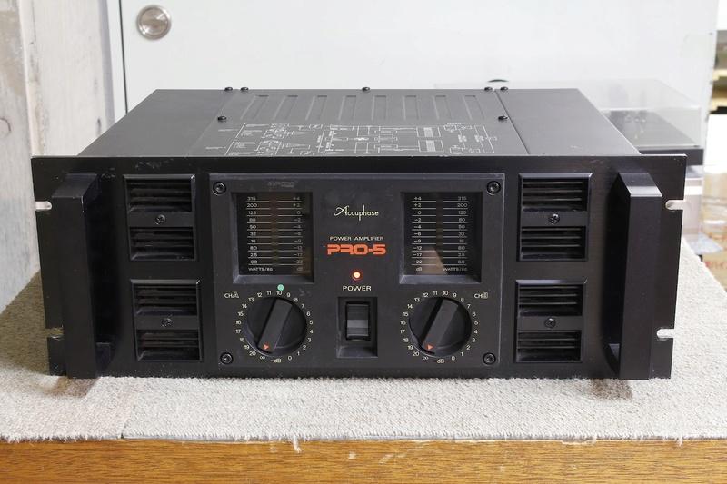 Etapa de potencia pro AUDIOFILA A59