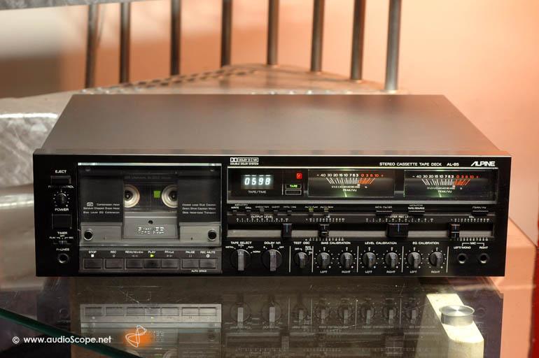 ¿Qué pletinas de cassette preferís, las de carga vertical o las de carga horizontal y por qué? Alpine10
