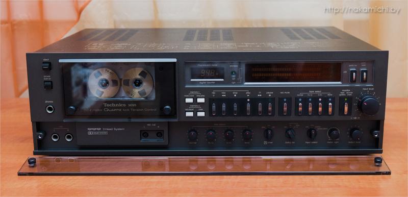 ¿Qué pletinas de cassette preferís, las de carga vertical o las de carga horizontal y por qué? Dscf3921