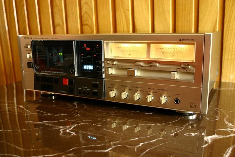 ¿Qué pletinas de cassette preferís, las de carga vertical o las de carga horizontal y por qué? Luxman23