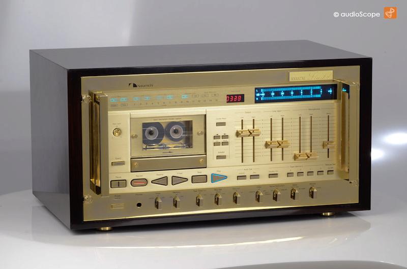 ¿Qué pletinas de cassette preferís, las de carga vertical o las de carga horizontal y por qué? Nakami13